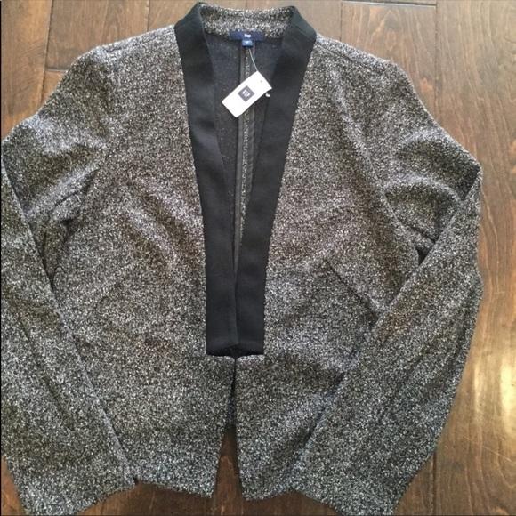 GAP Jackets & Blazers - Gray Gap Blazer medium
